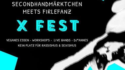 Secondhandmärktchen meets Firlefanz X Fest in Wien-Ottakring