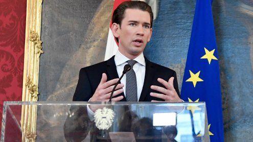 ÖVP-Chef Kurz startet am Freitag mit den Sondierungsgesprächen