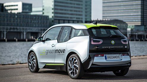 "Carsharing:""greenmove"" startet ab November Angebot in Wien"