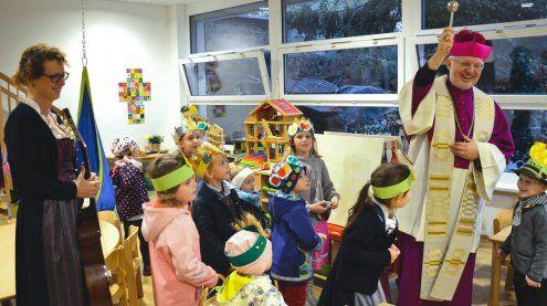 Pfarrkindergarten in Essling wurde feierlich wiedereröffnet