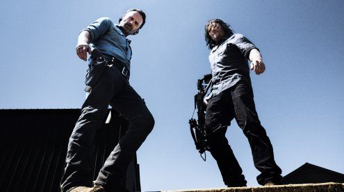 """The Walking Dead"" Staffel 8: Sky-Night bei freiem Eintritt"