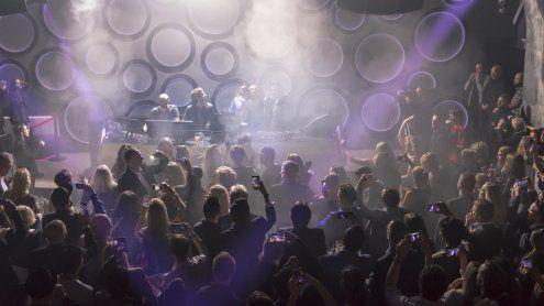 Club Schwarzenberg: Neuester Wiener Hot-Spot feiert Opening