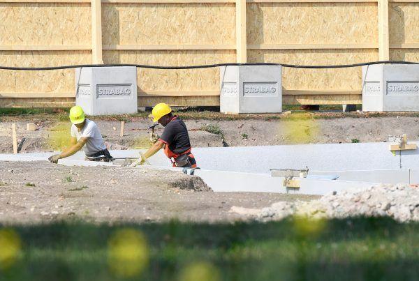 In Wien werden weniger Büroimmobilien gebaut