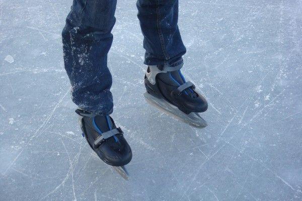 Gratis-Eislaufen beim Wiener Eislaufverein: Saison-Eröffnung 2017/18