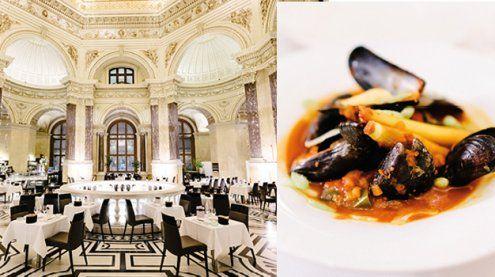 Zum schönsten Dinner in Wien