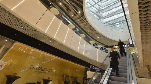 Post am Rochus: Einkaufscenter belebt den Einzelhandelsmarkt