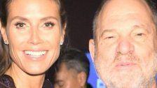 Heidi Klum bricht Schweigen zu Weinstein