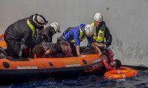 Europas Mittelmeergrenze: Gefährlichste der Welt