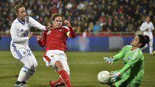ÖFB-Frauen siegten in WM-Quali 2:0 gegen Israel