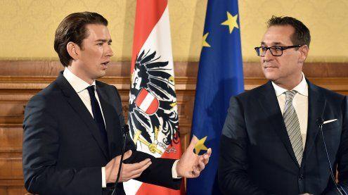 Einigung beim Thema Sicherheit naht, FPÖ-Kritik an Van der Bellen