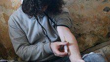 Weniger Junge mit Drogenkonsum-Problem