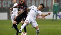 Milan-Trainer Montella: 'Gegentor war unerwartet'