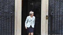 Offenbar Anschlag auf Theresa May vereitelt