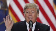 Amtsenthebung von Trumps gescheitert