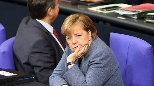 D: Spitzen von CDU/CSU und SPD beraten Regierungsbildung