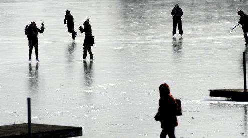 Eislaufen in Wien: Die schönsten Eislaufplätze bei uns im Überblick