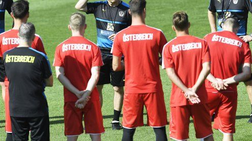 ÖFB-Team bestreitet 2018 ein Testspiel gegen Deutschland