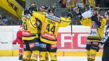 Vienna Capitals siegen gegen Innsbruck mit 3:2