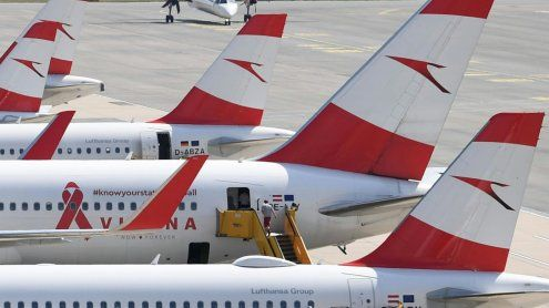 Nachfrage nach AUA-Flügen auch im November ungebrochen hoch