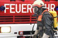Brand in Simmering: Bei Flucht zusammengebrochen