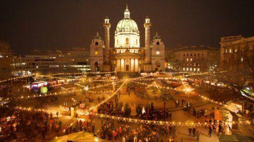 Christkindlmärkte im Vergleich: Karlsplatz ist am beliebtesten
