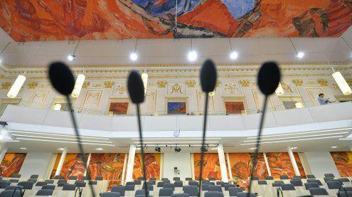 Parlamentssanierung in Wien dauert um acht Monate länger