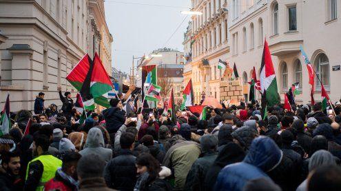 Jerusalem-Demo in Wien: Erneute Kundgebung am Samstag geplant