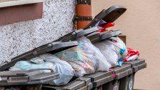 Um Weihnachten fällt in Österreich mehr Müll an