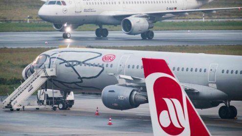 Niki stellt den Flugbetrieb ein: Ab sofort keine Flüge mehr buchbar