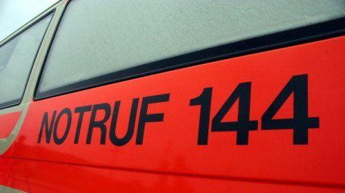 Unfall in Ottakring: Lenker kannte Notrufnummer der Rettung nicht