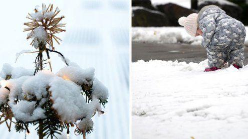 Wetterprognose: Gibt es in Wien doch noch weiße Weihnachten?