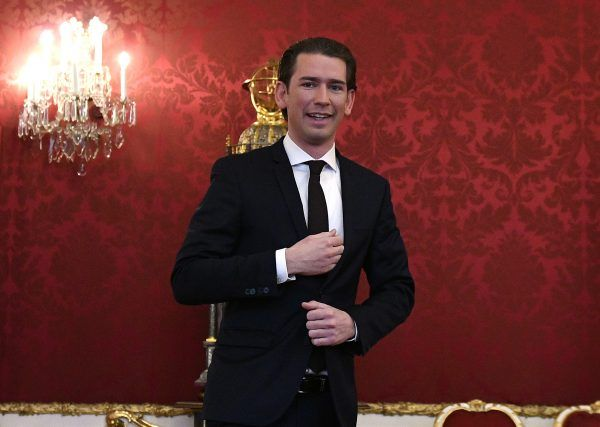 Sebastian Kurz (ÖVP): Der neue Bundeskanzler im Portrait