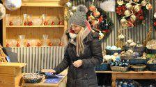 Visa: Kontaktlos zahlen am Christkindlmarkt
