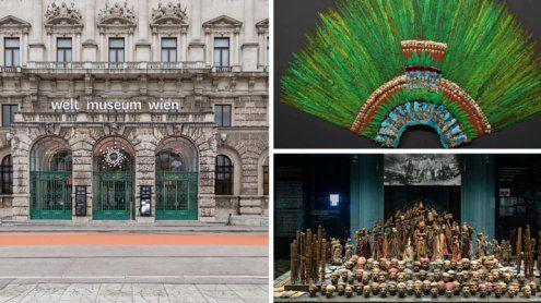Das Weltmuseum in Wien als ein Ort der kulturellen Begegnung