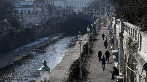 Wien: Föhn bringt bis zu 14 Grad