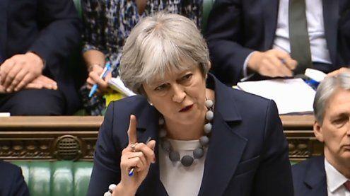 Premier May lud Bundeskanzler Kurz nach Großbritannien ein