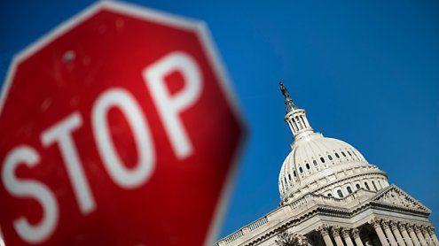 "Fronten im US-Budgetstreit verhärtet - ""Shutdown"" hält an"