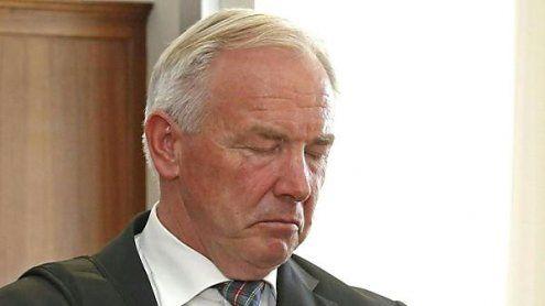 Amtsmissbrauchs-Anklage gegen Gerhard Dörfler rechtskräftig
