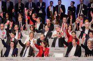 SPD-Parteitag stimmte für Koalitionsverhandlungen