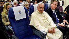Papst entschuldigt sich für Wortwahl