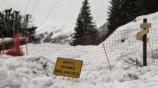 Hundert Hütten in Skiort Chamonix evakuiert