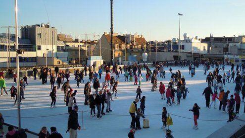 Eislaufen beim Engelmann: 150 Jahre Kunsteisbahn in Hernals
