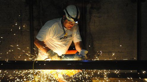Beginn der U2/U5-Bauarbeiten ab Montag auf der Triester Straße