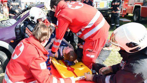 Rechtlicher Schutz für Rettung & Feuerwehr soll erweitert werden