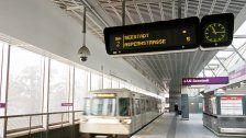U-Bahn: Bremsenergie erleuchtet Stationen