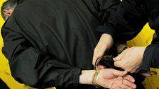 Einsatz wegen Drogen-Konsums: Polizist verletzt