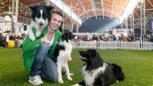 Start der Haustiermesse in der Wiener Marx Halle