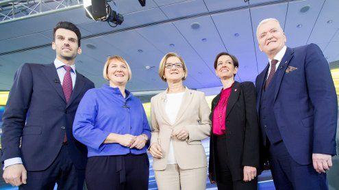 NÖ-Wahl 2018: Diskussion der Spitzenkandidaten im ORF