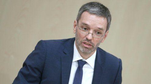 FPÖ-Kickl erteilte Auftrag zum Aufbau einer Grenzschutzeinheit
