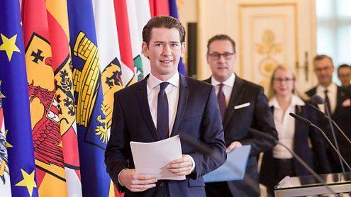 """Liste der Mangelberufe: Kanzler Kurz wirft SPÖ """"Angstmache"""" vor"""
